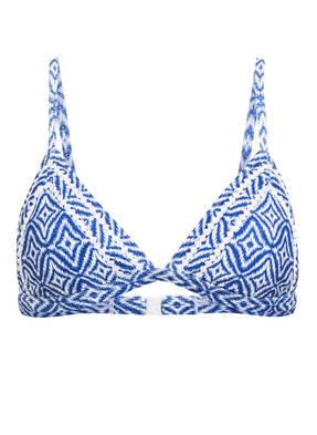 watercult Triangel-Bikini-Top INDIGO ESCAPE