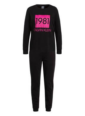 Calvin Klein Schlafanzug 1981 BOLD