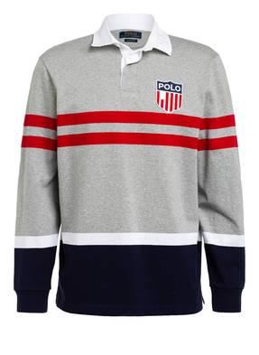 POLO RALPH LAUREN Jersey-Poloshirt Classic Fit
