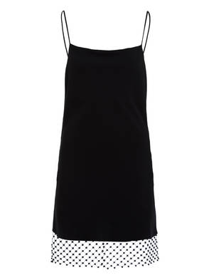 DOROTHEE SCHUMACHER Kleid mit Schmucksteinbesatz