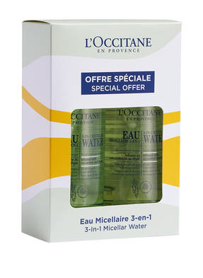 L'OCCITANE DUO 3-IN-1 MIZELLENWASSER