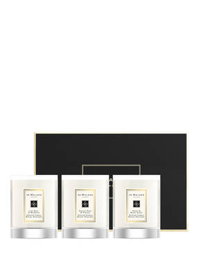 JO MALONE LONDON TRAVEL CANDLE TRIO COLLECTION