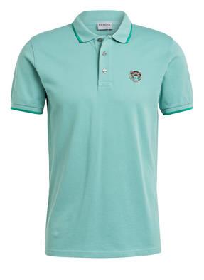 KENZO Piqué-Poloshirt TIGER