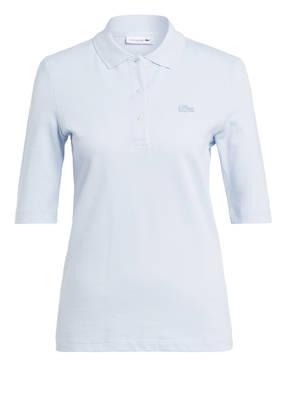 LACOSTE Piqué-Poloshirt mit 3/4-Arm