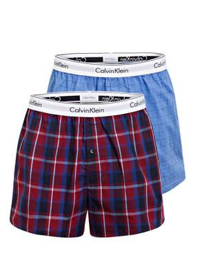 Calvin Klein 2er-Pack Web-Boxershorts