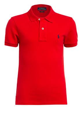 POLO RALPH LAUREN Pique-Poloshirt Slim Fit