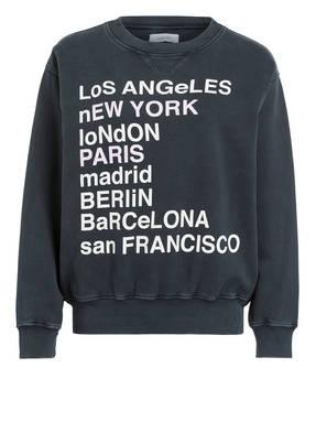 ANINE BING Oversized-Sweatshirt CITY LOVE