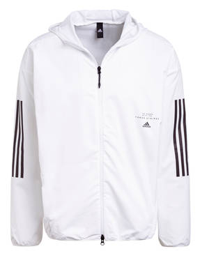 adidas Trainingsjacke MUST HAVES mit Mesh-Einsatz