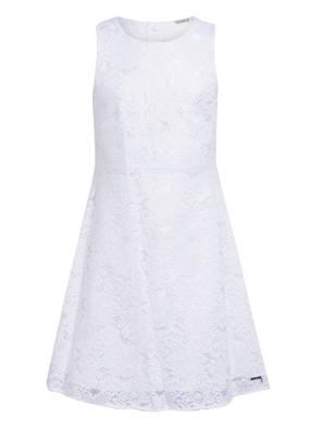 GUESS Kleid mit Spitzenbesatz