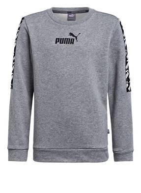 PUMA Sweatshirt mit Galonstreifen