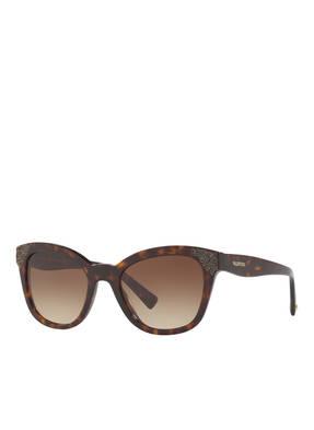 VALENTINO Sonnenbrille VA4005 mit Schmucksteinbesatz