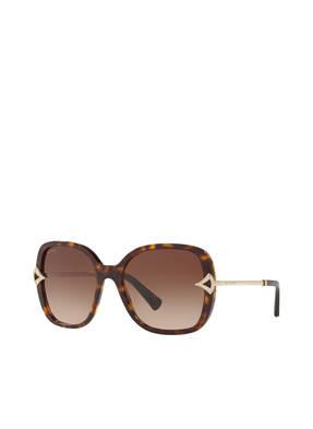 BVLGARI Sunglasses Sonnenbrille BV8217B mit Schmucksteinbesatz