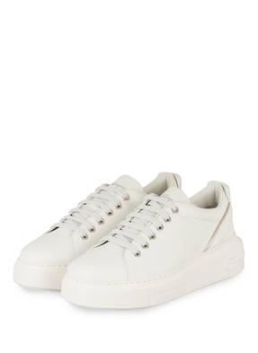 Salvatore Ferragamo Plateau-Sneaker