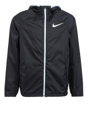 Nike Trainingsjacke mit Mesh-Einsätzen