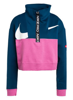 Nike Cropped Sweatshirt PRO GET FIT