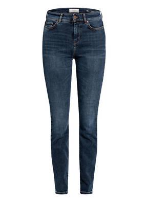 WEEKEND MaxMara Skinny Jeans NIGRA
