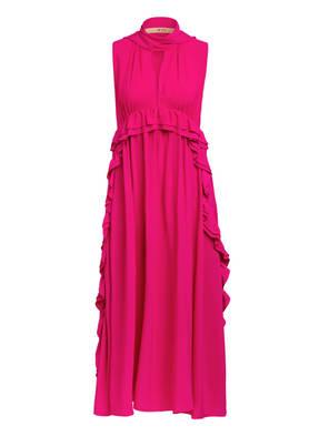 N°21 Kleid mit Seide