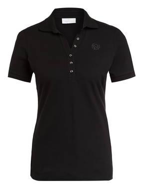 SPORTALM Piqué-Poloshirt mit Schmucksteinbesatz
