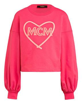 MCM Cropped-Sweatshirt VALENTINE