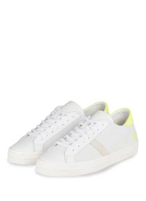 D.A.T.E. Sneaker HILL LOW FLUO