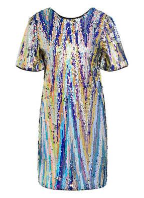 ARMANI EXCHANGE Kleid mit Paillettenbesatz