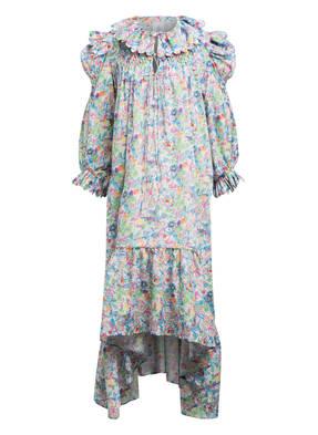 HORROR VACUI Kleid DEFENSIA mit Volantbesatz