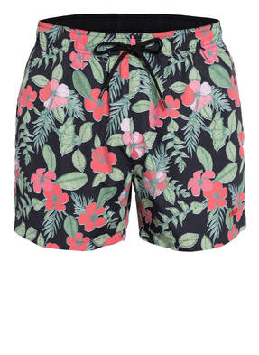HUGO Badeshorts HAWAII