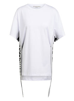 STELLA McCARTNEY T-Shirt mit Galonstreifen