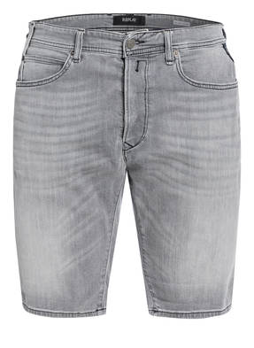 REPLAY Jeans-Shorts WAITOM Tapered Fit