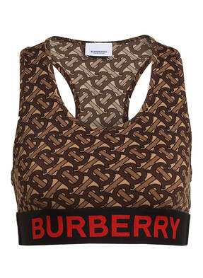 BURBERRY Cropped-Top