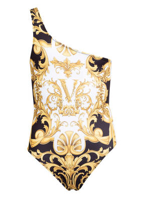 VERSACE One-Shoulder-Badeanzug