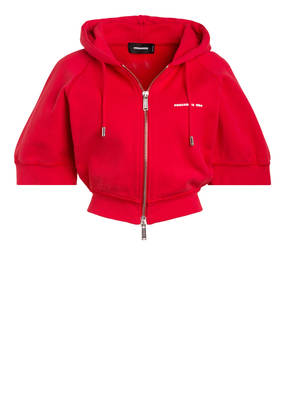 DSQUARED2 Cropped-Sweatjacke