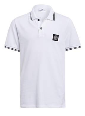 STONE ISLAND JUNIOR Piqué-Poloshirt
