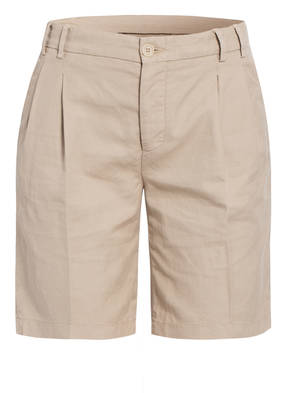 ASPESI Shorts mit Leinen