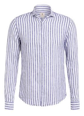 Q1 Manufaktur Leinenhemd HAIKO Extra Slim Fit