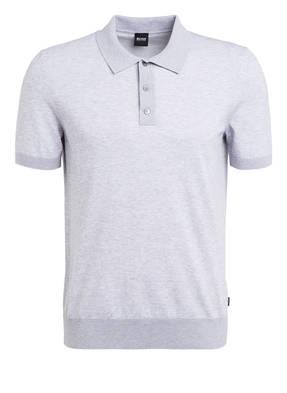 BOSS Strick-Poloshirt OBERTI