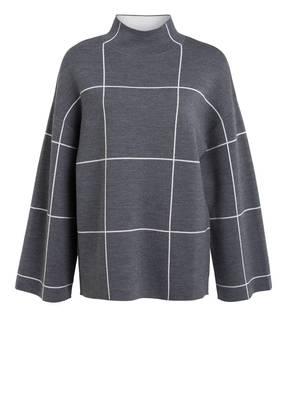 NINETY PERCENT Sweatshirt aus Bio-Merinowolle