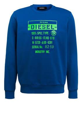 DIESEL Sweatshirt S-GIRK