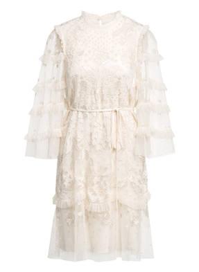 needle & thread Kleid mit Stickereien
