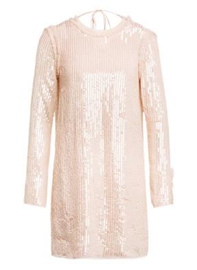 needle & thread Kleid mit Pailettenbesatz