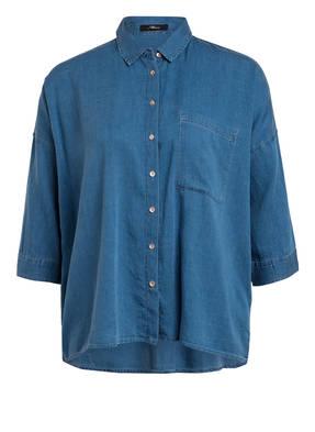 mavi Oversized-Jeansbluse