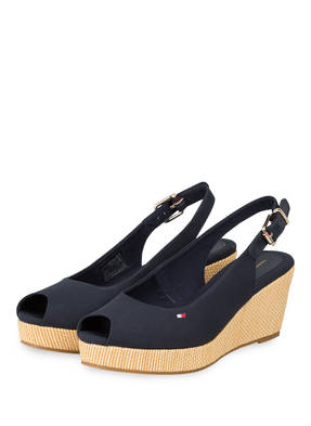 TOMMY HILFIGER Wedges ICONIC ELBA