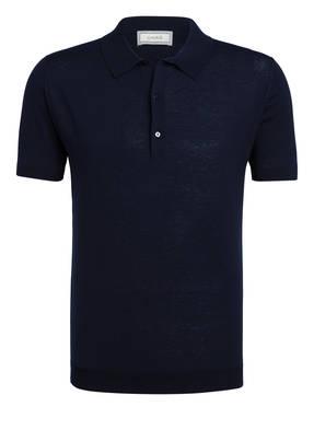 CHAS Strick-Poloshirt