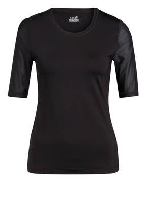 casall T-Shirt ENERGY mit Mesh-Einsätzen
