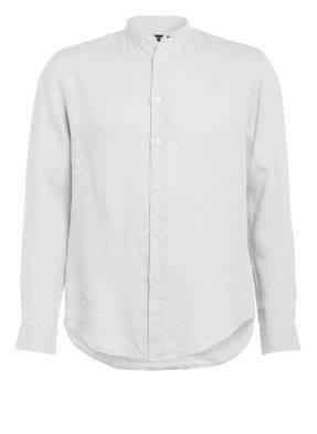 DRYKORN Leinenhemd TAROK Comfort Fit mit Stehkragen