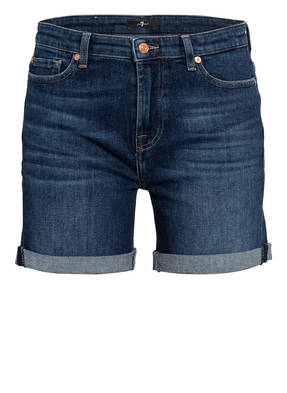 7 for all mankind Jeans-Shorts BOY SHORTS