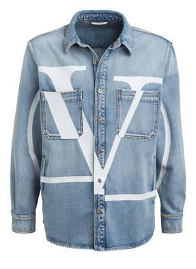 VALENTINO Jeans-Overshirt