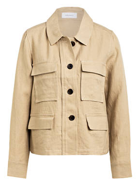 darling harbour Fieldjacket aus Leinen