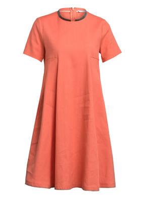 FABIANA FILIPPI Kleid mit Leinen