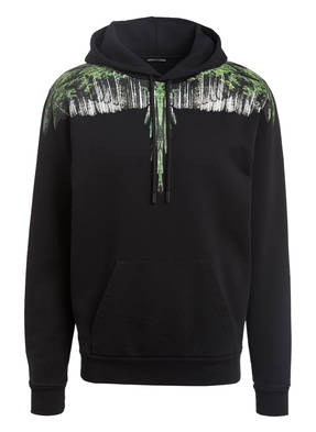 MARCELO BURLON Hoodie WOOD WINGS